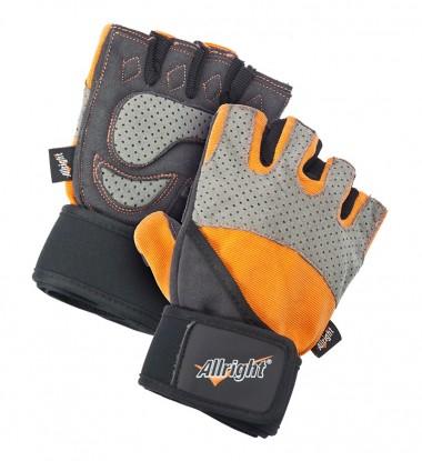Rękawiczki kulturystyczne na siłownię fitness Allright